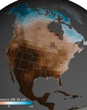 EUA correm risco de 'megasseca' inédita em mil anos