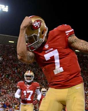 Astro da NFL humilha crítico: analfabeto, tem 8 seguidores