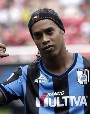 Ronaldinho já teria feito contraproposta ao Cruzeiro
