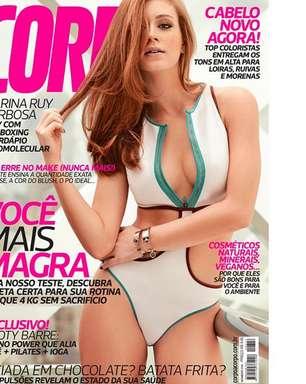 Marina Ruy Barbosa mantém a forma com dieta ortomolecular