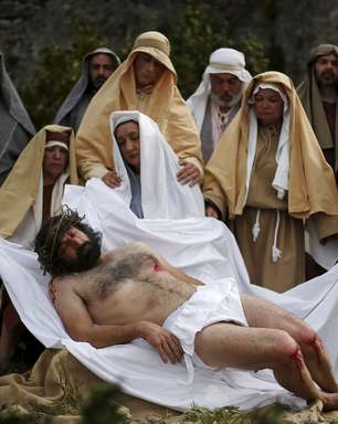 Semana Santa: fiéis comemoram Páscoa em diversos países