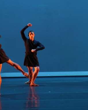 Magia e provocação marcam quarta noite de festival de dança