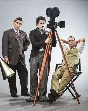 Com Antony no elenco, 'Chaplin' estreia com humor refinado
