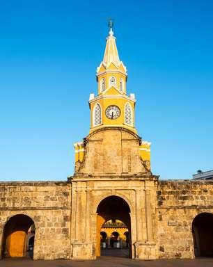 Escala de cruzeiro, Cartagena tem muralhas imperdíveis