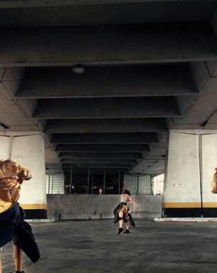 Viaduto e cinema antigo viram palco para dança em São Paulo