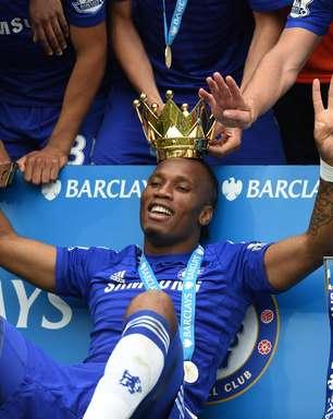 Drogba revela desejo de seguir Lampard e jogar nos EUA