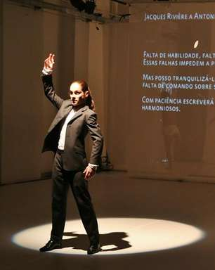 Vida e obra do poeta francês Artaud inspiram montagem em SP