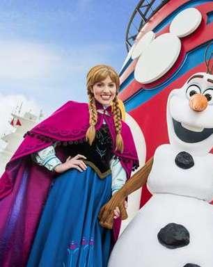 Trintão na Disney: Frozen bomba, e não adianta reclamar