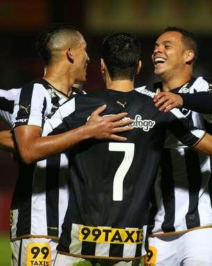 Botafogo x Boa Esporte: Terra acompanha minuto a minuto