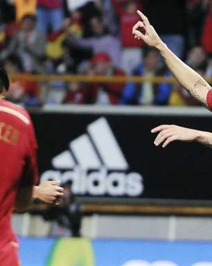 Sob pressão, Espanha vence Costa Rica em amistoso
