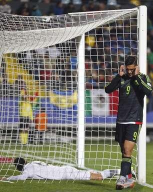 Deu a lógica! México B e Bolívia empatam em jogo sonolento