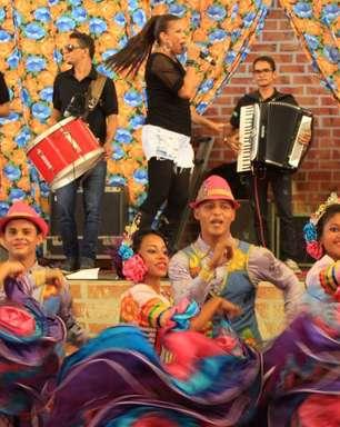 Quadrilhas mantêm viva a dança típica das festas juninas