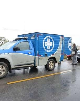 vc repórter: colisão frontal deixa 2 mortos na Bahia