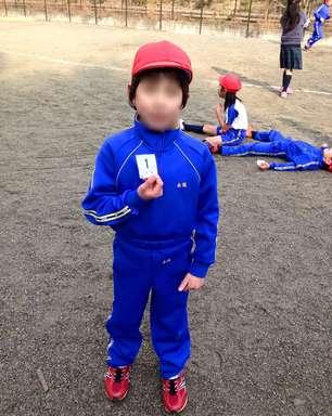 vc repórter: mãe faz campanha para recuperar filho no Japão