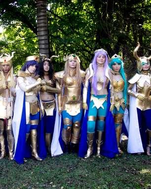 vc repórter: evento reúne cosplays e fãs de animes em SP