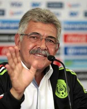 Sem Osorio, México anuncia técnico brasileiro como interino