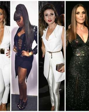 Melhores e piores looks: famosas ousam no Prêmio Multishow