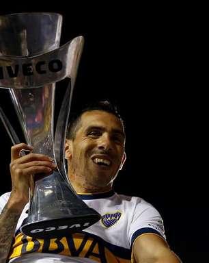 Em baixa, Tevez se questiona quanto à escolha pelo Boca