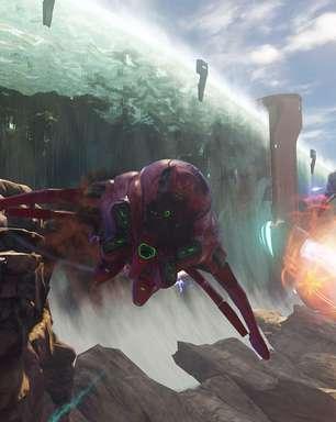 Veja como são os novos veículos de 'Halo 5'