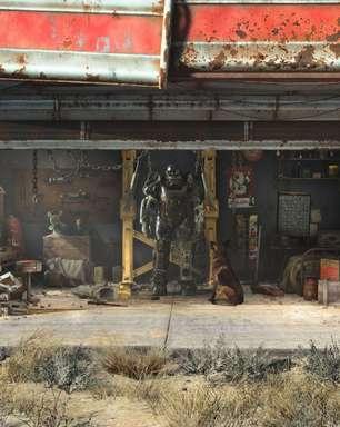 """Revelado o espaço que """"Fallout 4"""" ocupará no Xbox One"""