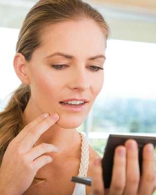 Livre-se das manchas de acne do seu rosto