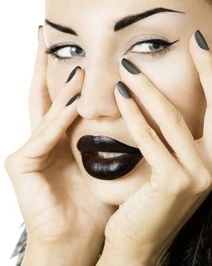 Tendência: Abuse do esmalte fosco nas suas unhas