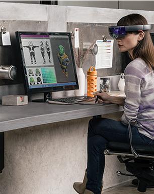 Microsoft disponibilizará HoloLens para desenvolvedores