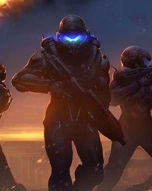 Ouça a música tema de 'Halo 5: Guardians'