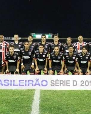 Botafogo-SP empata com River-PI e é campeão da Série D