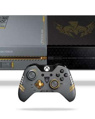 5 versões do Xbox One baseadas em franquias de 'games'