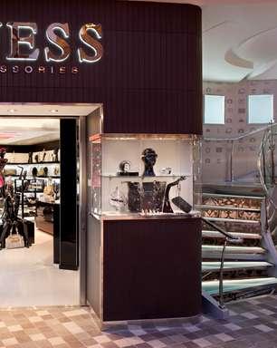 Boutiques dão toque de luxo às compras em cruzeiros
