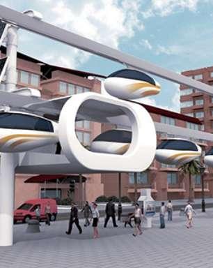 Israel será o primeiro país do mundo a ter táxis voadores