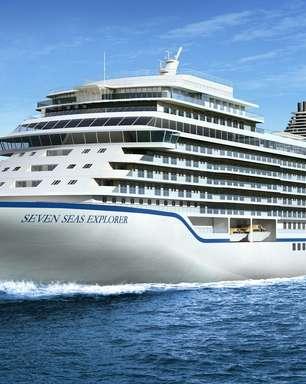 Excursões gourmet serão atração em navio luxuoso