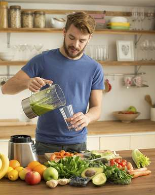 Dieta desintoxicante: limpe o corpo com saúde
