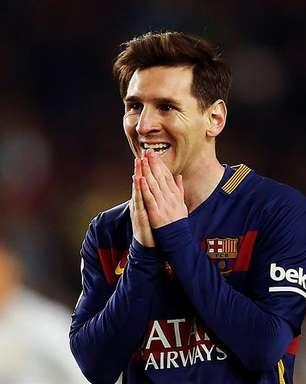 Barcelona trabalha para convencer Messi a renovar por 5 anos