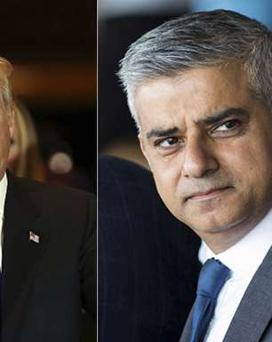 """Trump diz que abriria """"exceção"""" a prefeito de Londres"""