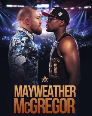 Mayweather teria oferecido R$ 177 mi a McGregor por luta