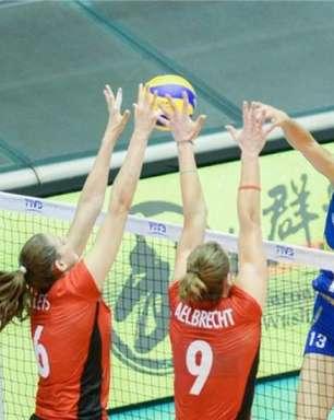 Brasil vence Bélgica e se recupera no Grand Prix de vôlei