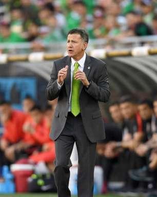 México faz reunião e opta por manter Osorio mesmo após 7 x 0