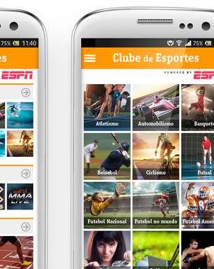 Terra fecha parceria com ESPN Brasil e lança o 'Clube de Esportes by ESPN'
