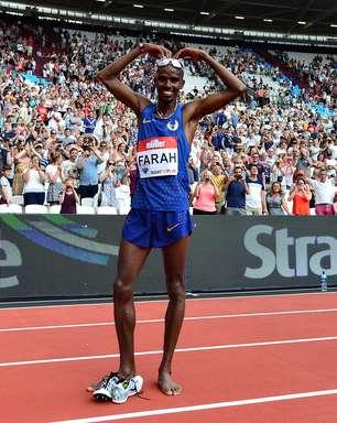 Relatório coloca bi olímpico Mo Farah sob suspeita de doping
