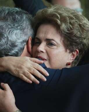 """""""Sofri hoje meu 2º golpe de Estado""""; veja discurso de Dilma"""