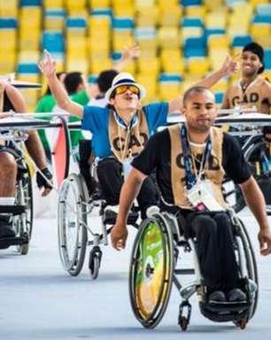 Abertura paralímpica quer 'cegar' plateia para estimular outros sentidos e aproximá-la de realidade de atletas