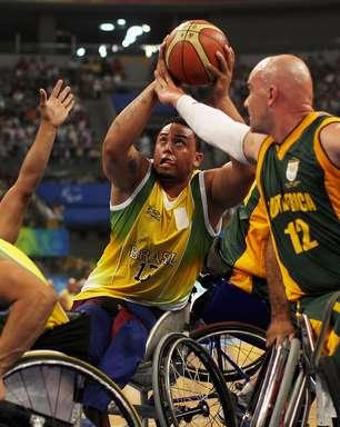 Basquete em cadeira de rodas traz histórias de superação