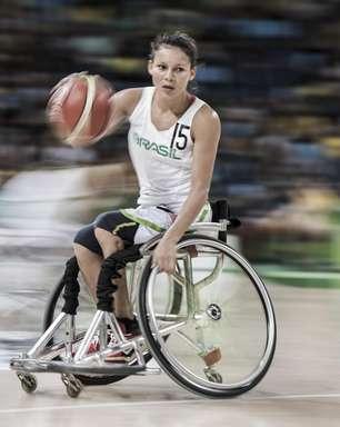 Brasil vence Argentina no basquete em cadeira de rodas