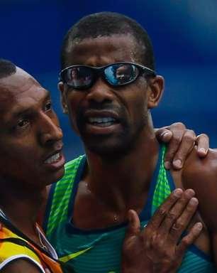 Recurso pode dar ouro para Odair Santos nos 5.000m T11