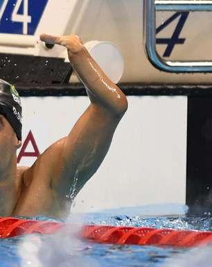 Daniel Dias é ouro nos 200m livre e fatura 16ª medalha