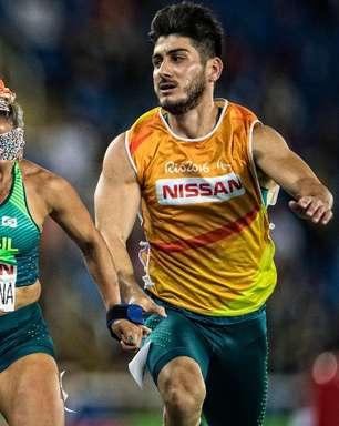 Terezinha Guilhermina fica com o bronze nos 400m rasos