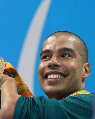 Daniel Dias leva o ouro nos 100m livre e iguala recorde