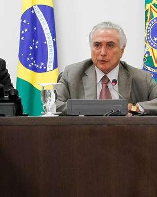 Brasil viveu isolamento externo nos últimos anos, diz Temer